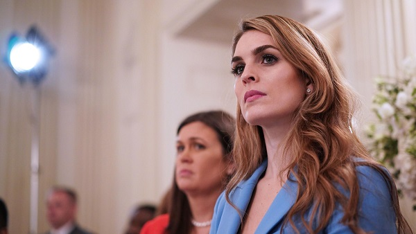 House Judiciary subpoenas Hope Hicks and former McGahn aide