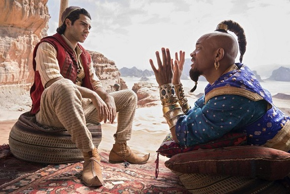 New Aladdin movie is (almost) everything you could wish for