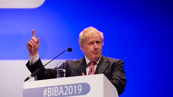 Boris Johnson Says UK Must Be Prepared To Leave EU With No-Deal In October