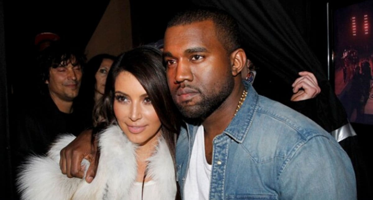 Kim Kardashian and Kanye West Celebrate 5-Year Wedding Anniversary