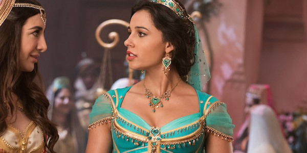 'Aladdin': Naomi Scott on Why Her Princess Jasmine Needed Nasim Pedrad's New Character