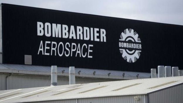 Bombardier to sell Belfast operations