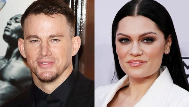 Channing Tatum Posts Naked Shower Pic After Losing Jenga Game To Girlfriend Jessie J