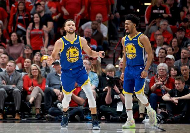Warriors open as massive NBA Finals favorites over Raptors in Las Vegas