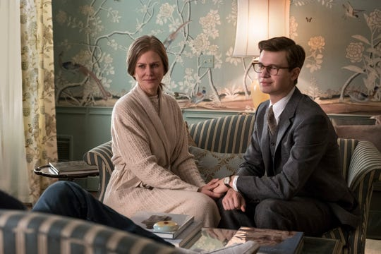 See exclusive first photos of Ansel Elgort and Nicole Kidman in Donna Tartts The Goldfinch