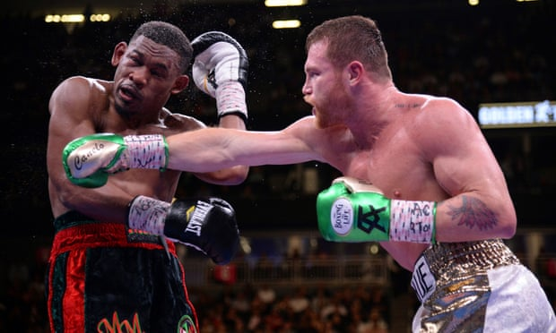 Canelo Álvarez outpoints Daniel Jacobs to unify middleweight title belts