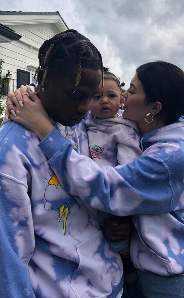 Kylie Jenner and Travis Scott Make Their Love Even More Permanent