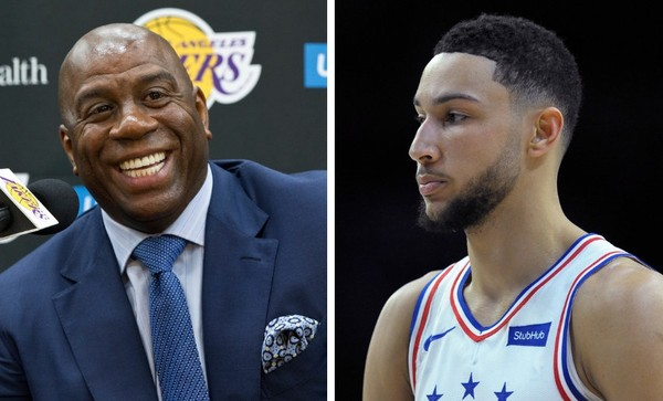 Sixers Elton Brand nixed Ben Simmons-Magic Johnson meeting over a month ago