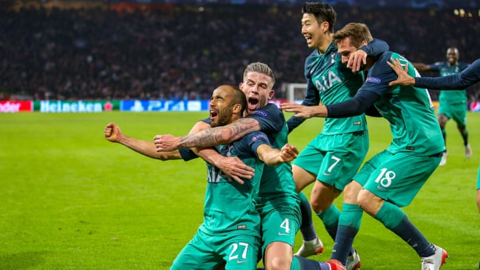 Tottenham superheroes achieved near miracle at Ajax, says Pochettino