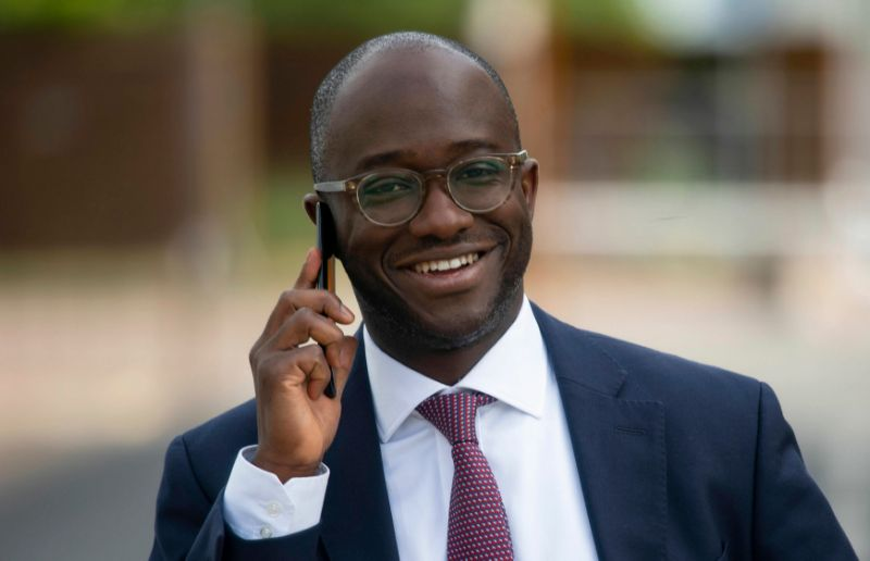 Peoples Vote Supporter Sam Gyimah Pulls Out Of Tory Leadership Race