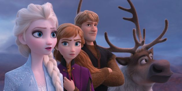 The Frozen 2 Trailer Is Here And Things Dont Look Any Easier For Elsa