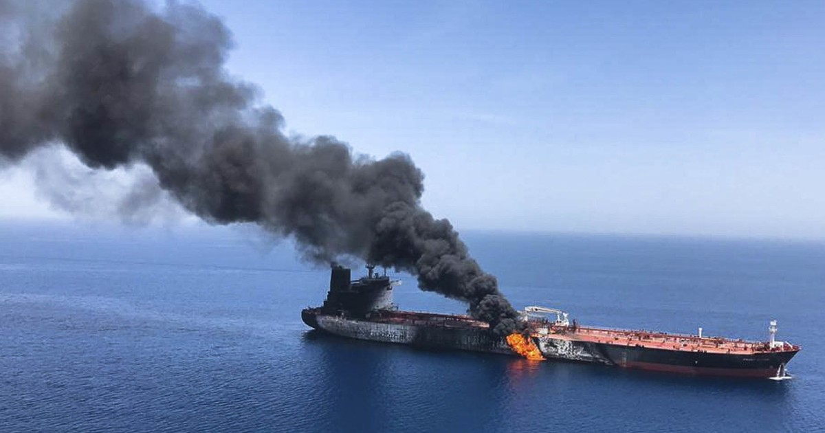 Gulf of Oman tanker attacks: Everything you need to know