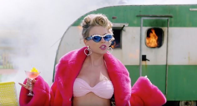 All The Celebrity Cameos In Taylor Swifts You Need To Calm Down Music Video