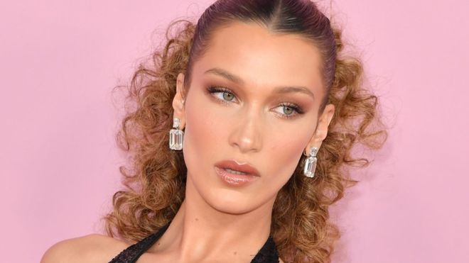 Bella Hadid apologises for offensive photo