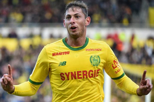Suspect arrested in soccer star Emiliano Sala's fatal plane crash