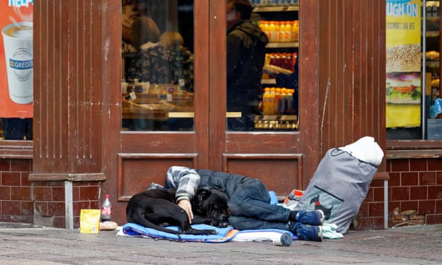 Calls for 195-year-old Vagrancy Act to be scrapped