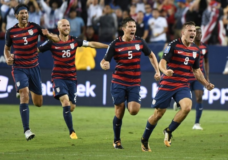 U.S. defeat Guyana 4-0 in Gold Cup opener
