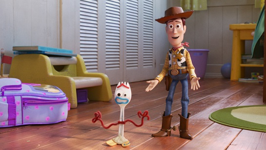 'Toy Story 4' Buzzes To $38M Overseas Through Friday; Has Eyes On $110M+ Opening Weekend