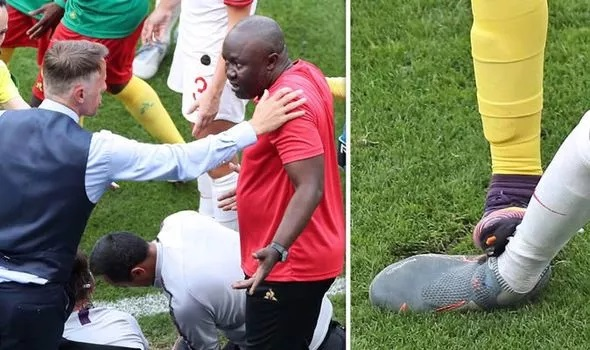 England boss Phil Neville blasts Cameroon after VAR controversy at Womens World Cup