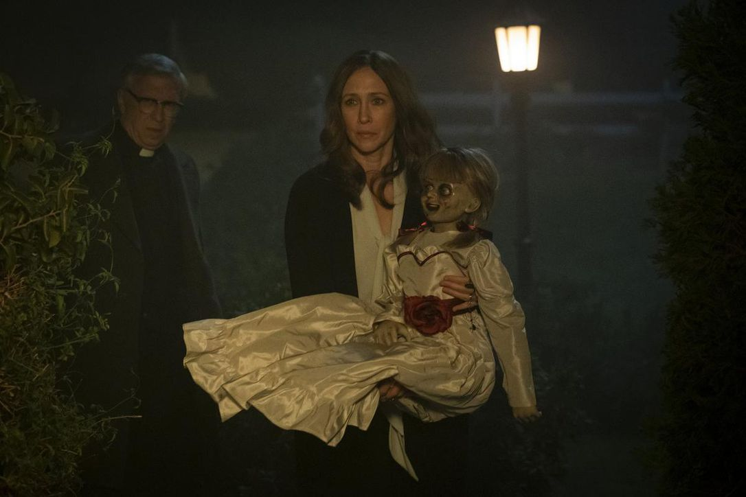 Annabelle Comes Home finds some new life in fright franchise