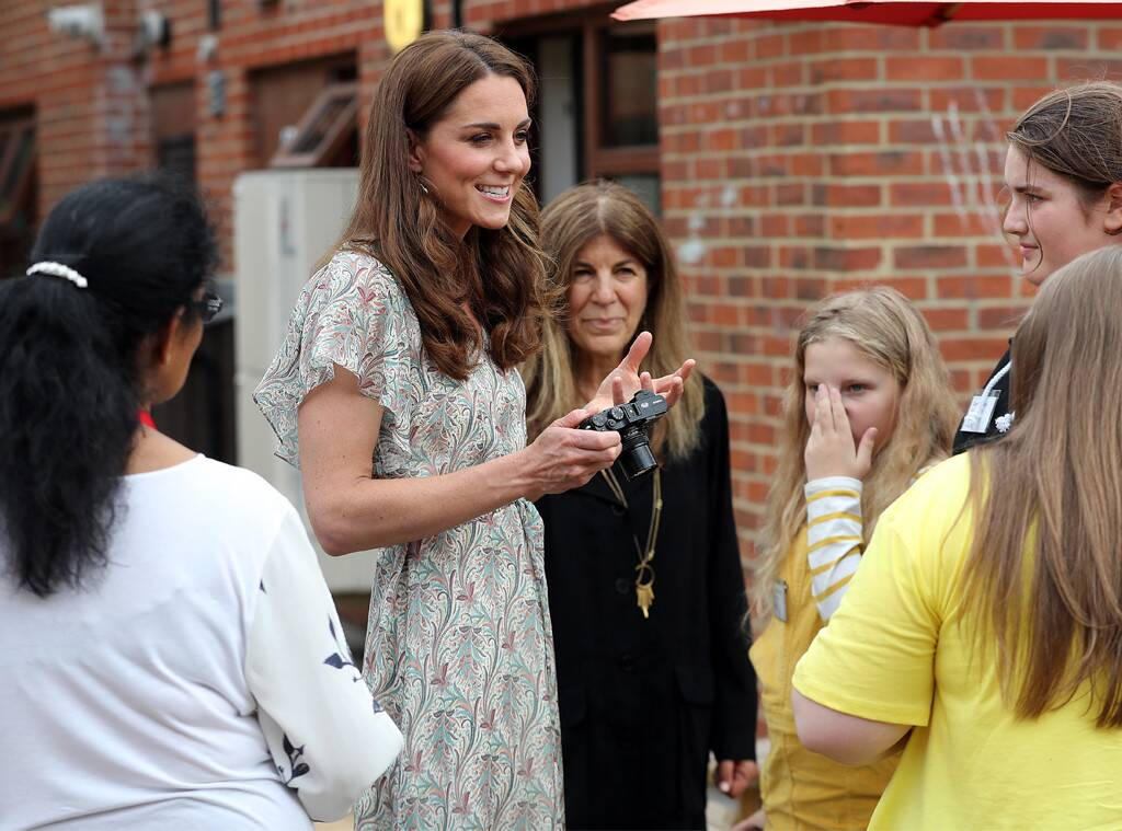 The Queen Gives Kate Middleton a New Patronage and Its Picture-Perfect