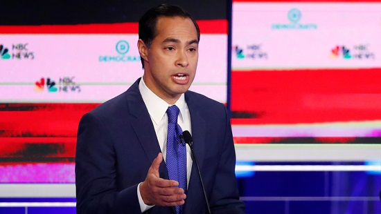Democratic Debate: Julian Castro Stands Out on Immigration Reform