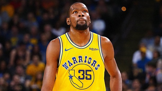 Report: Kevin Durant declines player option, will become unrestricted free agent