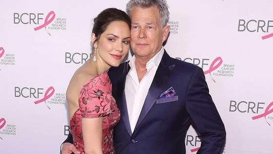 Katharine McPhee and David Foster are married: This one just felt right