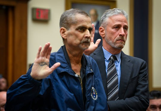 Luis Alvarez, former NYPD cop who advocated for 9/11 responders with Jon Stewart, dies