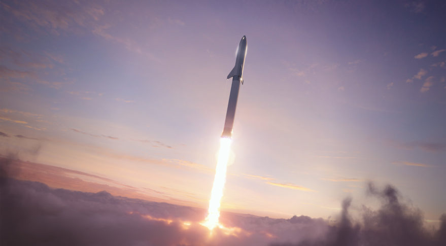 SpaceX targets 2021 commercial Starship launch