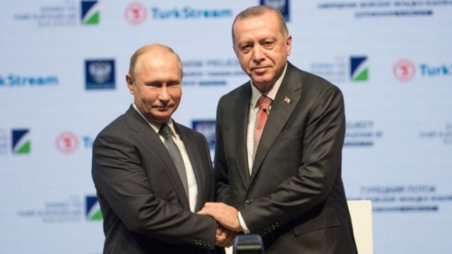 Trump says Obama fumbling pushed Turks to buy Russian missile system