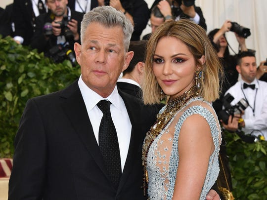 Katharine McPhee weds David Foster on anniversary of very first single