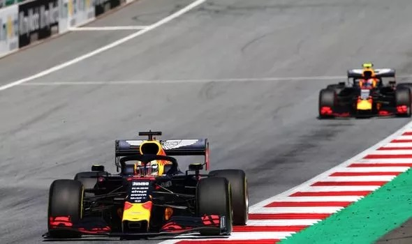 Martin Brundle delivers brilliant Austrian GP line on Max Verstappen and Kimi Raikkonen