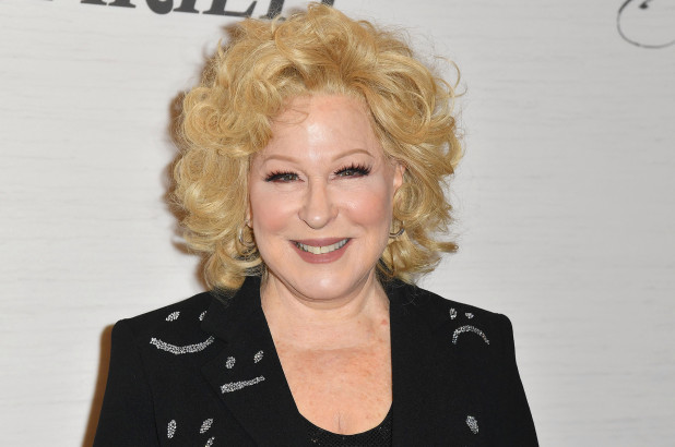Bette Midler likens tiff with Trump to WWII's 'Battle of the Bulge'