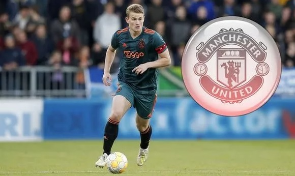 Matthijs de Ligt transfer race down to TWO clubs after Man Utd make decision on defender