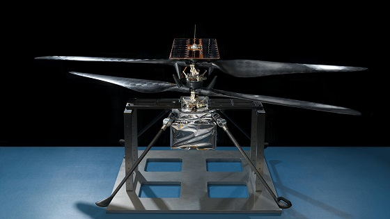 NASAs Mars Helicopter Testing Enters Final Phase