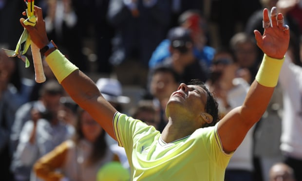 Rafael Nadal ousts Roger Federer in straight sets to reach French Open final