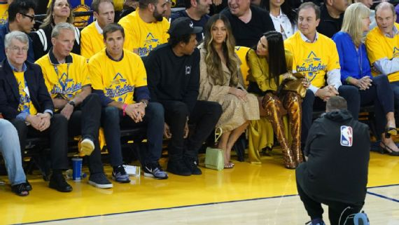 GSW owners wife, Jay-Z chat led to threats