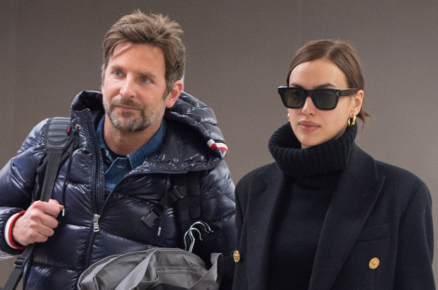 Bradley Cooper and Irina Shayk tried to make it work for their daughter