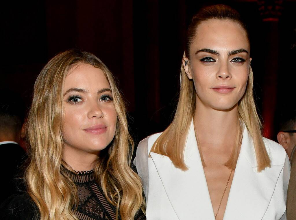 Why the Internet Thinks Cara Delevingne and Ashley Benson Are Engaged