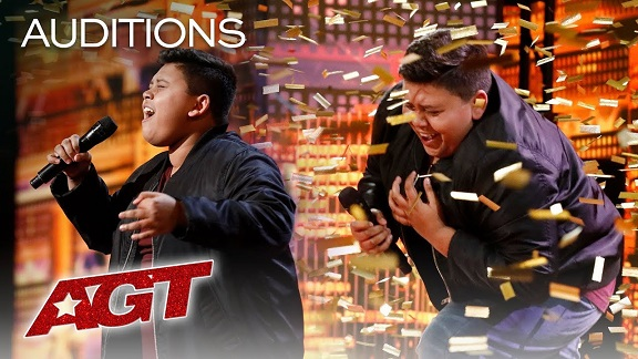 Garden City boy gets final golden buzzer on Americas Got Talent