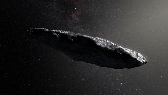 Mysterious interstellar object Oumuamua is not an alien spaceship but scientists are still baffled
