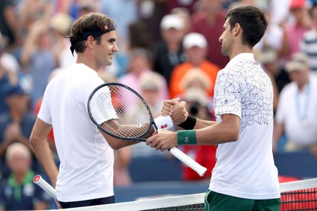Federer prevails over Nadal, gets Djokovic in final