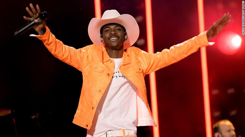 Lil Nas X blesses us with a new Old Town Road remix