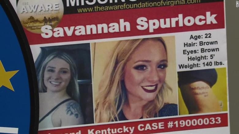 Remains of missing Kentucky mom Savannah Spurlock found after months-long search