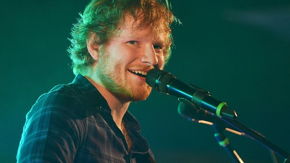 Ed Sheeran Drops Star-Studded Collaboration Album