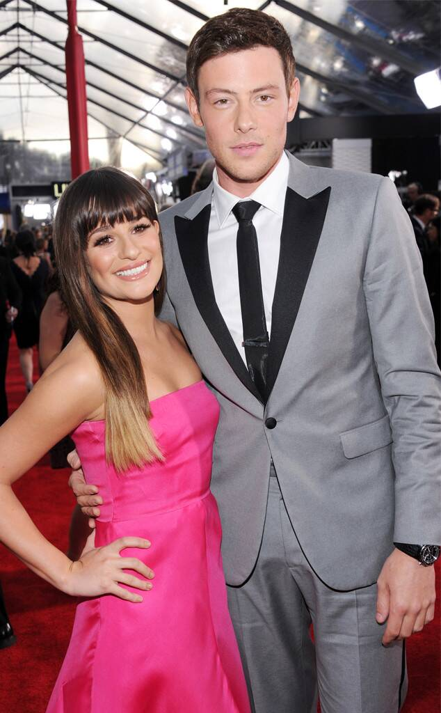 Glees Lea Michele Honors Cory Monteith 6 Years After His Death