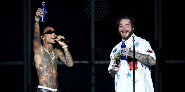 Post Malone Announces Tour With Swae Lee