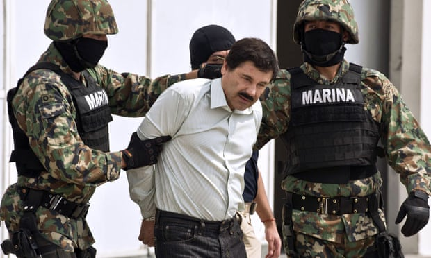 El Chapo: Mexican drug lord sentenced to life in prison
