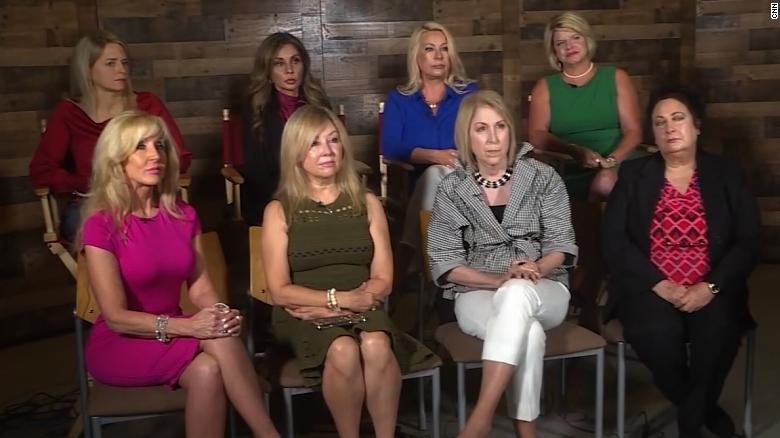 These Republican women say they stand behind Trump and dont see his recent tweets as racist